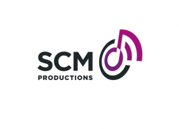 SCM Productions - Sound and Picture logo